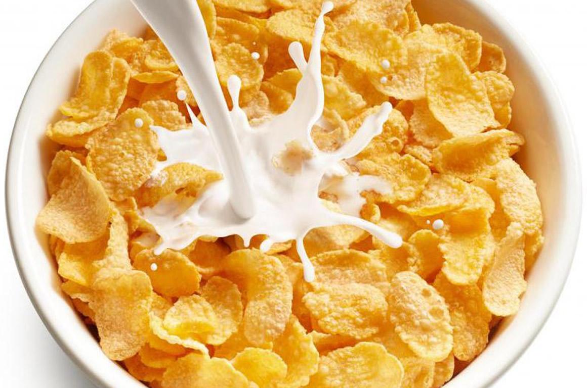 cornflakes-ontbijt