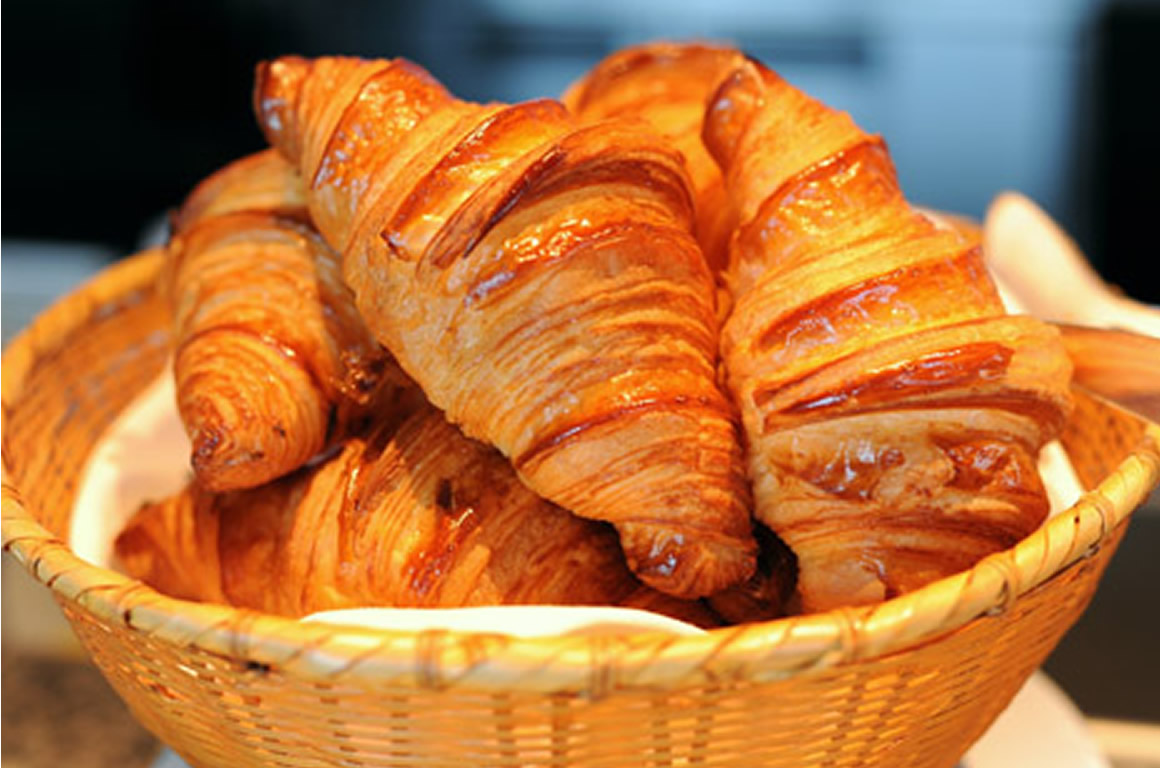 ontbijt-croissants