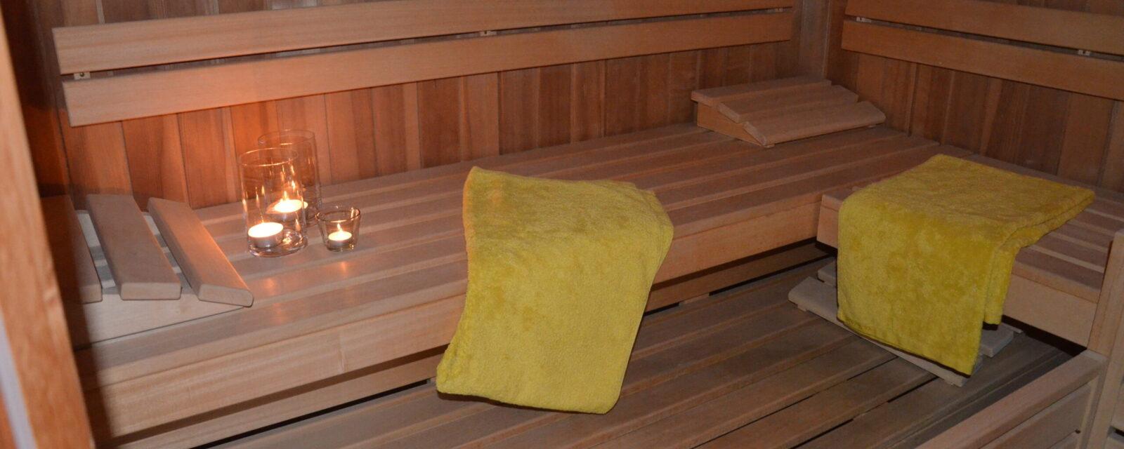 B&B Serenity - Sauna en Wellness